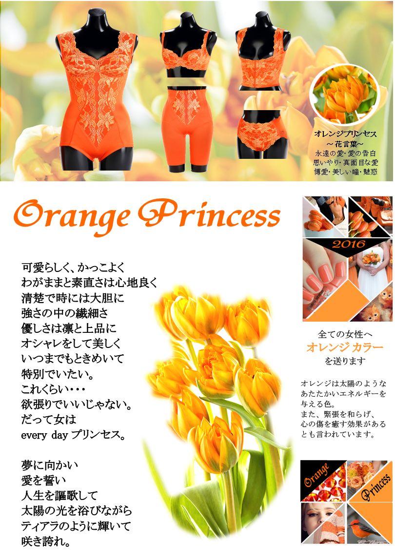 オレンジ プリンセス HP